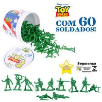 Balde De Soldados De Plastico Original Do Filme Toy Story