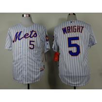 Franela Mlb Mets New York, Majestic (original), Talla:54