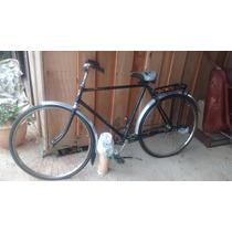 Bicicleta Bike Muito Antiga Masculina Inglesa No Estado