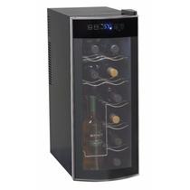 Enfriador Refrigerador Cava De Vinos Para 12 Botellas