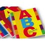 Cuaderno Abc Rivadavia *100 Hojas C/ Espiral X 5 Unid