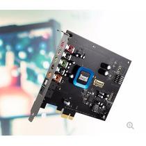 Placa De Som Creative Sound Blaster Recon 3d Thx Pcie - Oem