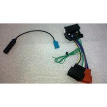 Plug Adaptador Do Radio My Link Gm Onix,prisma,cobalt Leia