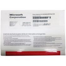 Windows 8 Sl X64 Bit Licencia Oem Español - Original