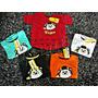 Camiseta Blusas Camisas Tigor T.tigre Swag Infantil Promoção
