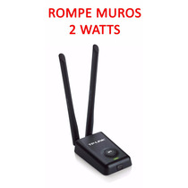 Placa De Red Wifi Usb Tp Link 8200nd 300 Mbps Largo Alcance