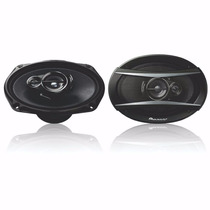 Parlantes Auto Pioneer 6x9 90w Rms Ts-a7966s Gtia Oficial