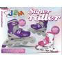 Super Roller En Linea Ajustable Sin Herramientas Jem Yx0153a