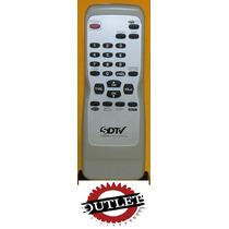 Control Remoto Ne601ud Tv Sdtv Emerson, Funai, Sylvania, Gfm