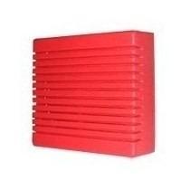 Difusor De Sonido Sovica Plastico Color Rojo