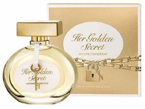 c2fb26478 Perfume Her Golden Secret Feminino 80ml Edt Her Frete Grátis - R ...