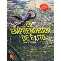 Libro El Emprendedor De Exito