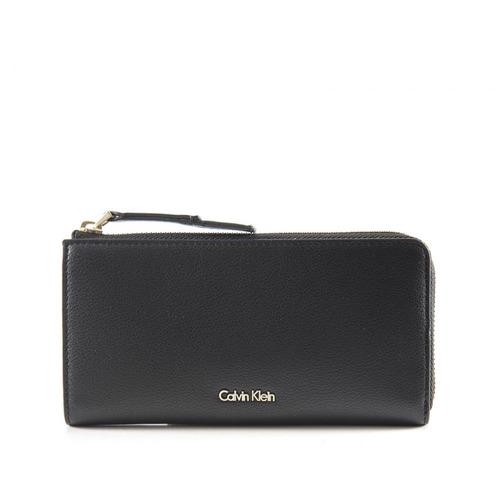 3ef938dcc Cartera Calvin Klein Dama Original Piel Cierre - $ 999.00 en Mercado Libre