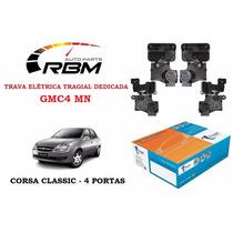 Kit Trava Elétrica Tragial Corsa Classic 4 Portas Gmc4 Mn