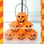 Caramelera Halloween Mini Calabazas Deco Fiesta Local Candy