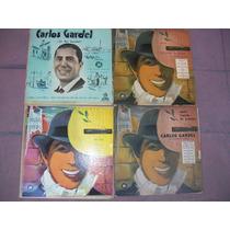 Colección Carlos Gardel 16 L D En Vinilo Perfecto Estado