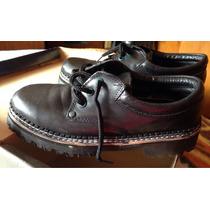 Zapatos De Cuero De Colegio O Vestir Nuevos