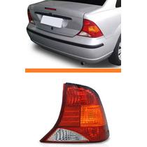 Lanterna Traseira Focus Sedan 2000 2001 2002 2003 04 Direito