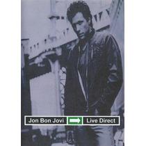 Dvd Jon Bon Jovi Live Direct Destination Anywhere London 97
