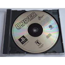 Driver You Are The Wheelman Para Playstation 1 Ps1 Original