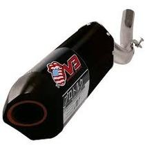 Escapamento Pro Tork V3 Preto Moto Yamaha Fazer 250 Torbal