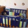 Protectores De Cuna Bebe Infantil Niña Y Niño
