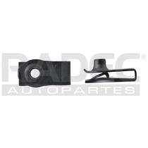 Grapa Doble P/tornillo Un 5-.80mm Larga 5/8 Gm Fosfato Negro