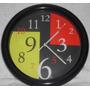 Reloj De Pared Fashion 30cm Cuarto Decorativo Casa Oficina