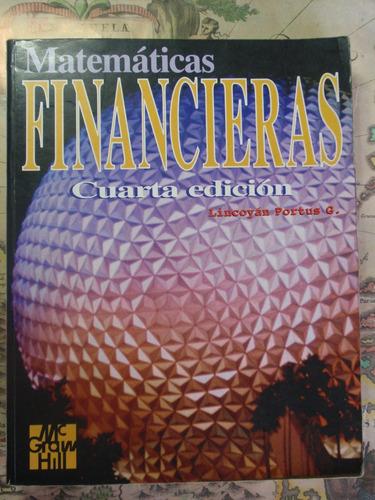 matematicas financiera lincoyan portus pdf