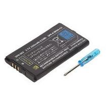 Kit Bateria Para Nintendo 3ds Xl 2000mah 3.7v + Chave