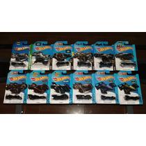 Hot Wheels Batman Batimovil Batmobile Set 12 Piezas Hw City