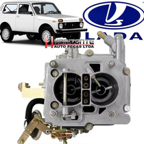 Carburador Para Lada Niva Alcool Ou Gasolina Recondicionado