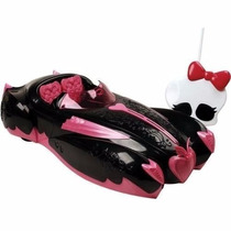 Monster High Car Carro Controle Remoto Monster High Candide