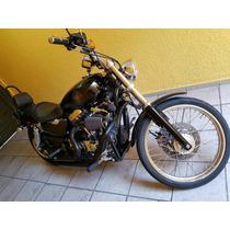 Harley Davidson Sportster 1200 Custom Xl 1200 2007
