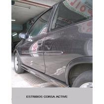 Estribos Chevrolet Corsa Active - 2 Puertas-coupe