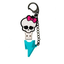 Memoria Usb 8gb Skr-46242-8-esp Monster High Rayo +c+
