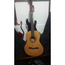 Guitarra Criolla Gracia Funciona Perfecto