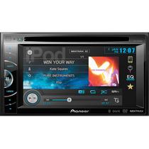 Reproductor Dvd Pioneer Avh-x2500bt Usb Bluetooth Cd Ipod