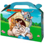Tom Y Jerry Bolsita Golosinera Souvenir Cajita Pack X 10 Un