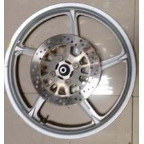 Roda Dianteira S/disco Yamaha Neo 115c - 012 - Original