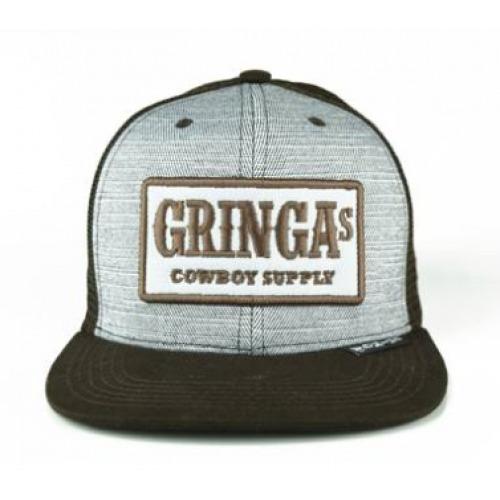 Boné Gringa s Western - Original Brown Snapback - R  129 171bbc4acda