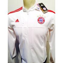 Chamarra Del Bayern Munich 2016 Original Blanca