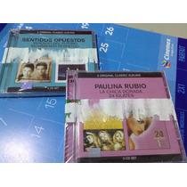 Paulina Rubio / Sentidos Opuestos 2 Original Classic Al C/u