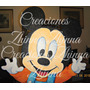 C.zhinna Cartel Gigantografia Mickey Bebe
