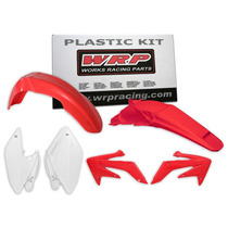 Kit Plásticos Honda Crf 250x 2004-2016 Wrp Cor Original