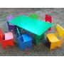 Mobiliario Para Preescolar