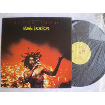 Lp - Peter Tosh / Bush Doctor / 1978 - Importado Holanda