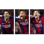 Messi Barcelona (30 Conos+30 Cajitas+ Cuadro Tríptico)