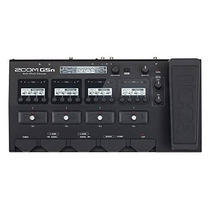 Procesador Zoom G5n Multi-efectos Para Guitarristas
