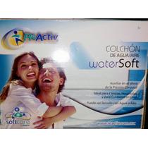 Colchón De Agua/aire Watersoft